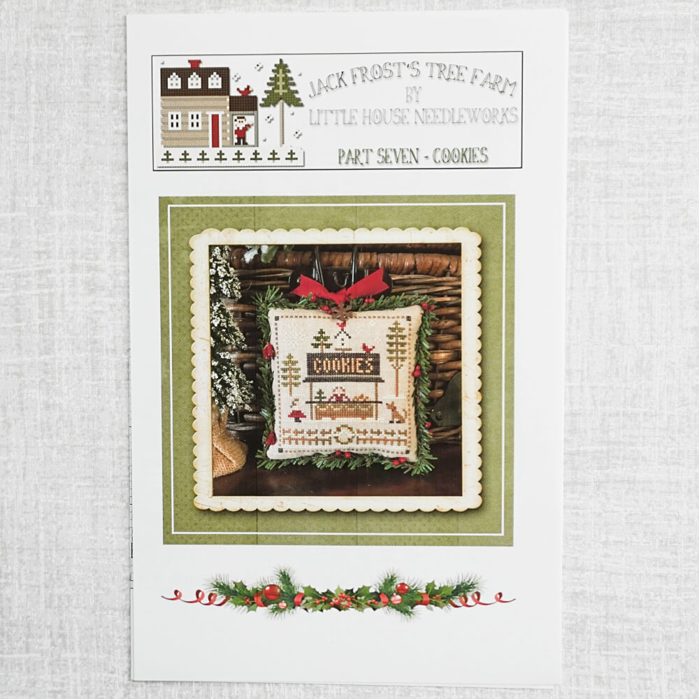 Cookies pattern by Little House Needleworks