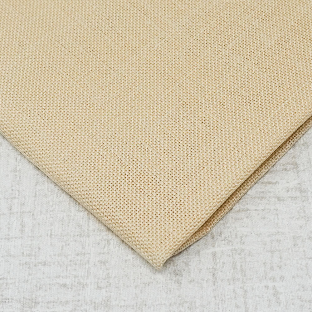 Cream 28 count cashel linen from Zweigart