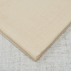 Cream 32 count belfast linen from Zweigart