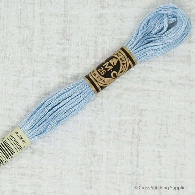 DMC 3752 floss for cross stitch