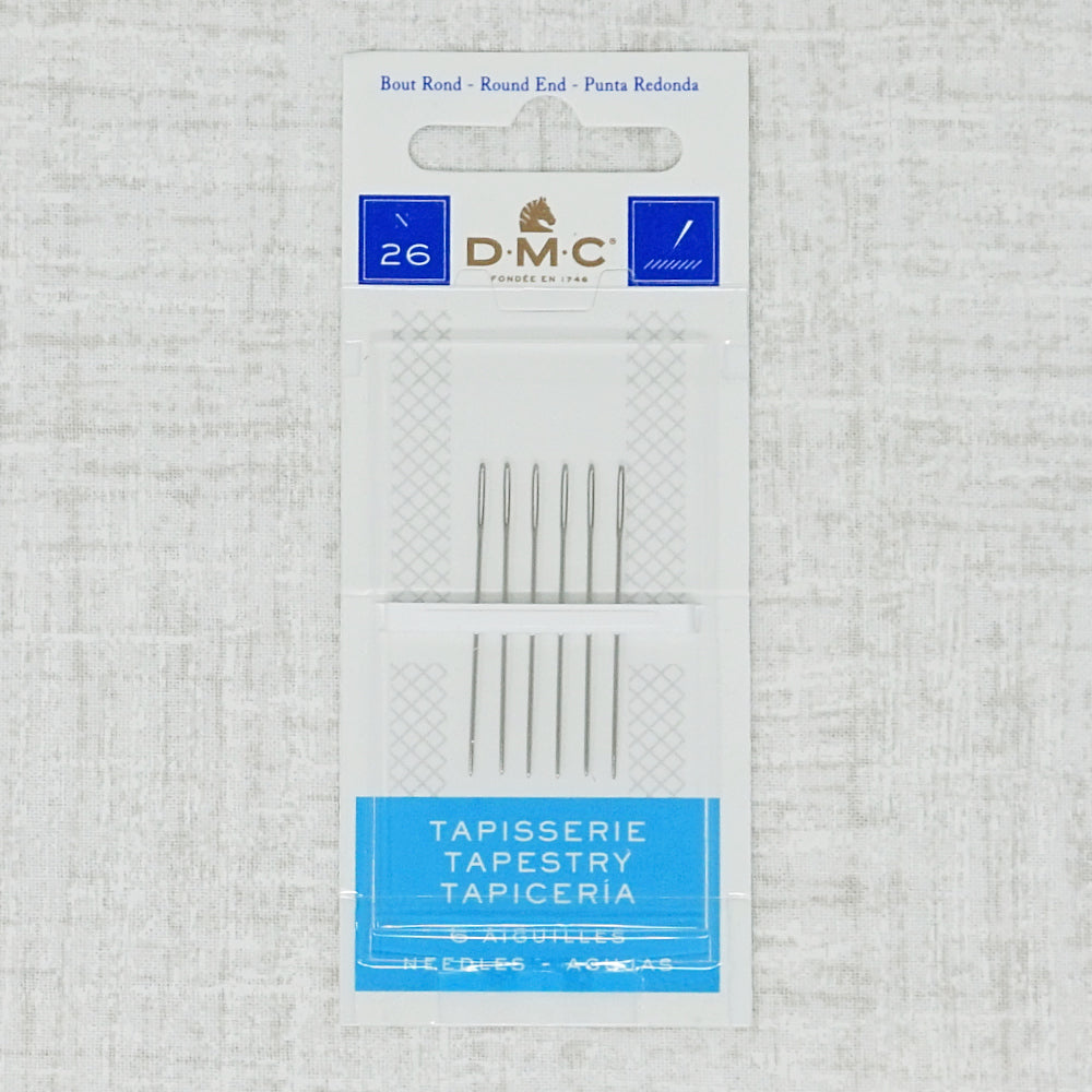 DMC size 26 tapestry needles