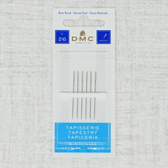 DMC Tapestry Needles, Size 26