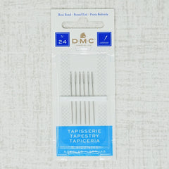 DMC Tapestry Needles, Size 24