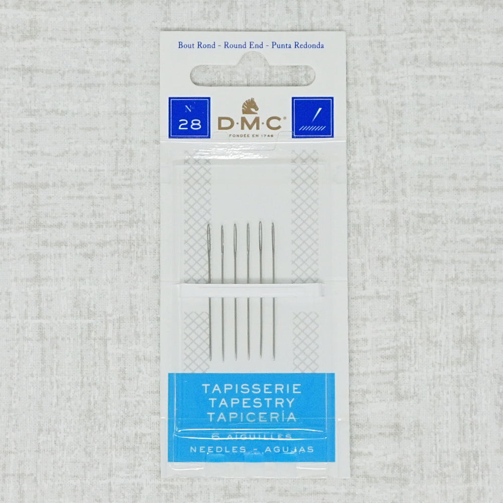 DMC size 28 tapestry needles