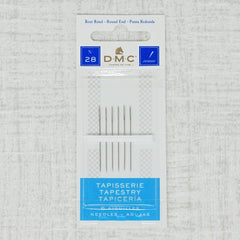 DMC Tapestry Needles, Size 28