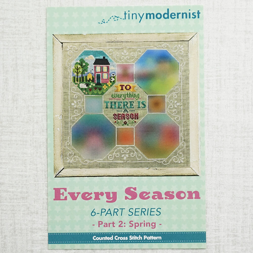 Every Season: Part 2 Spring by Tiny Modernist