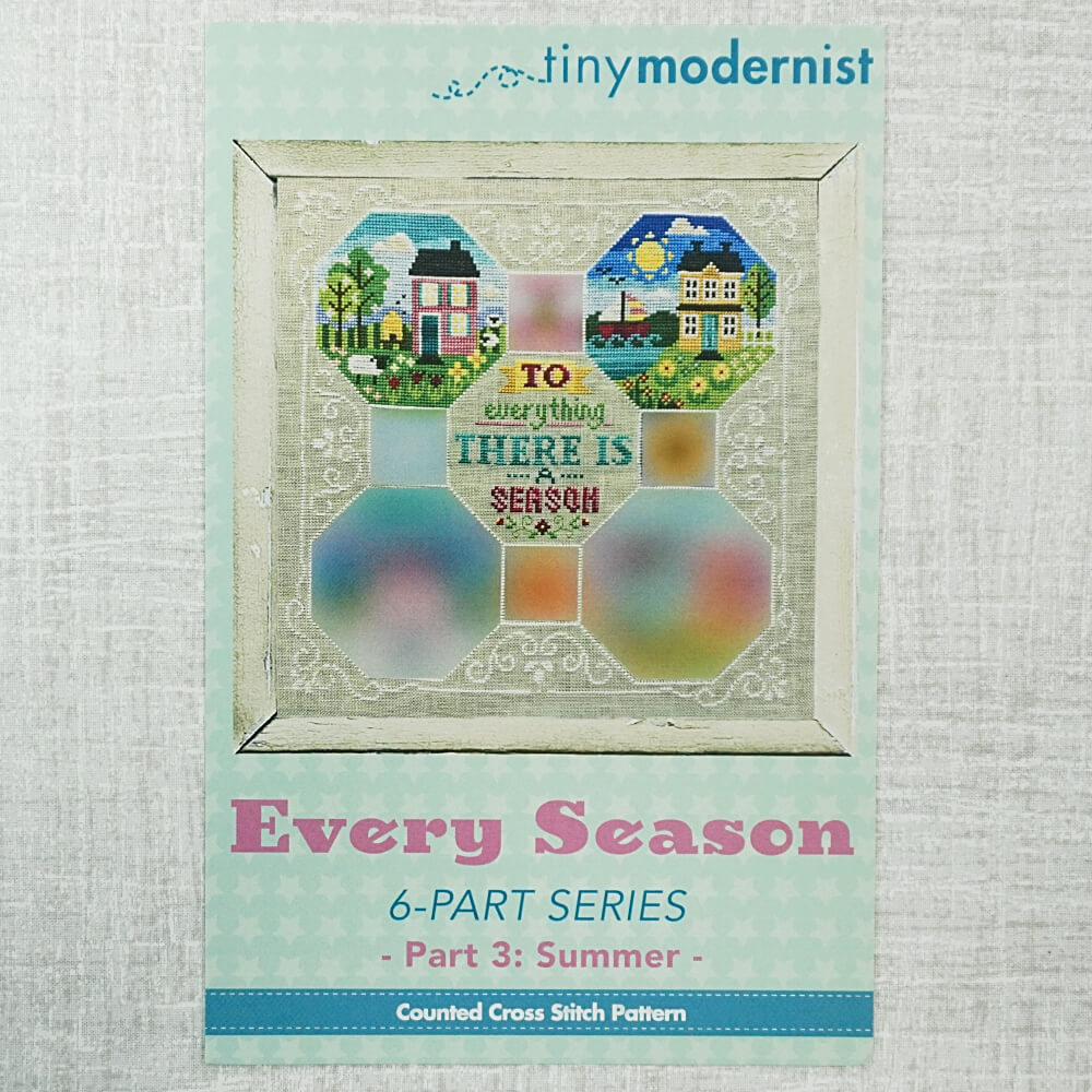 Every Season part 3 pattern by Tiny Modernist