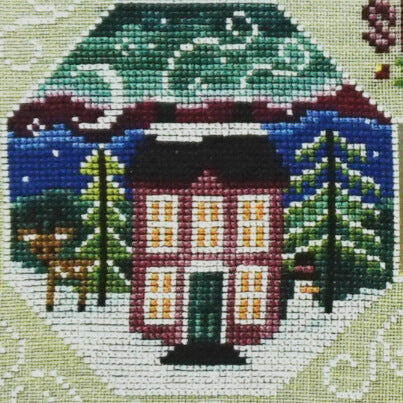 Every Season Winter cross stitch pattern