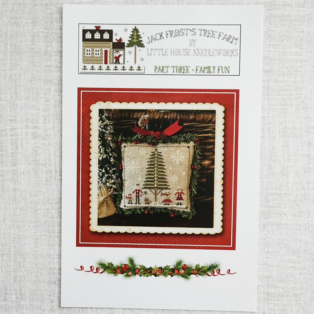 Family Fun pattern by Little House Needleworks