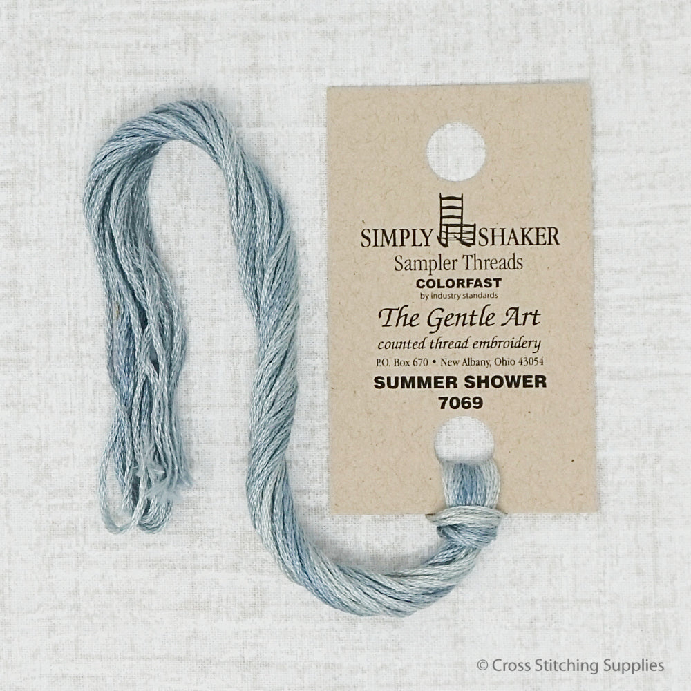Summer Shower The Gentle Art embroidery thread