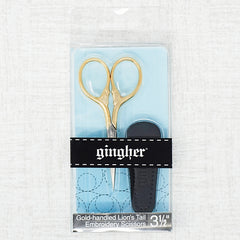 Gingher lion's tail embroidery scissors