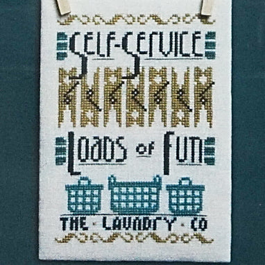 Loads of Fun counted cross stitch chart