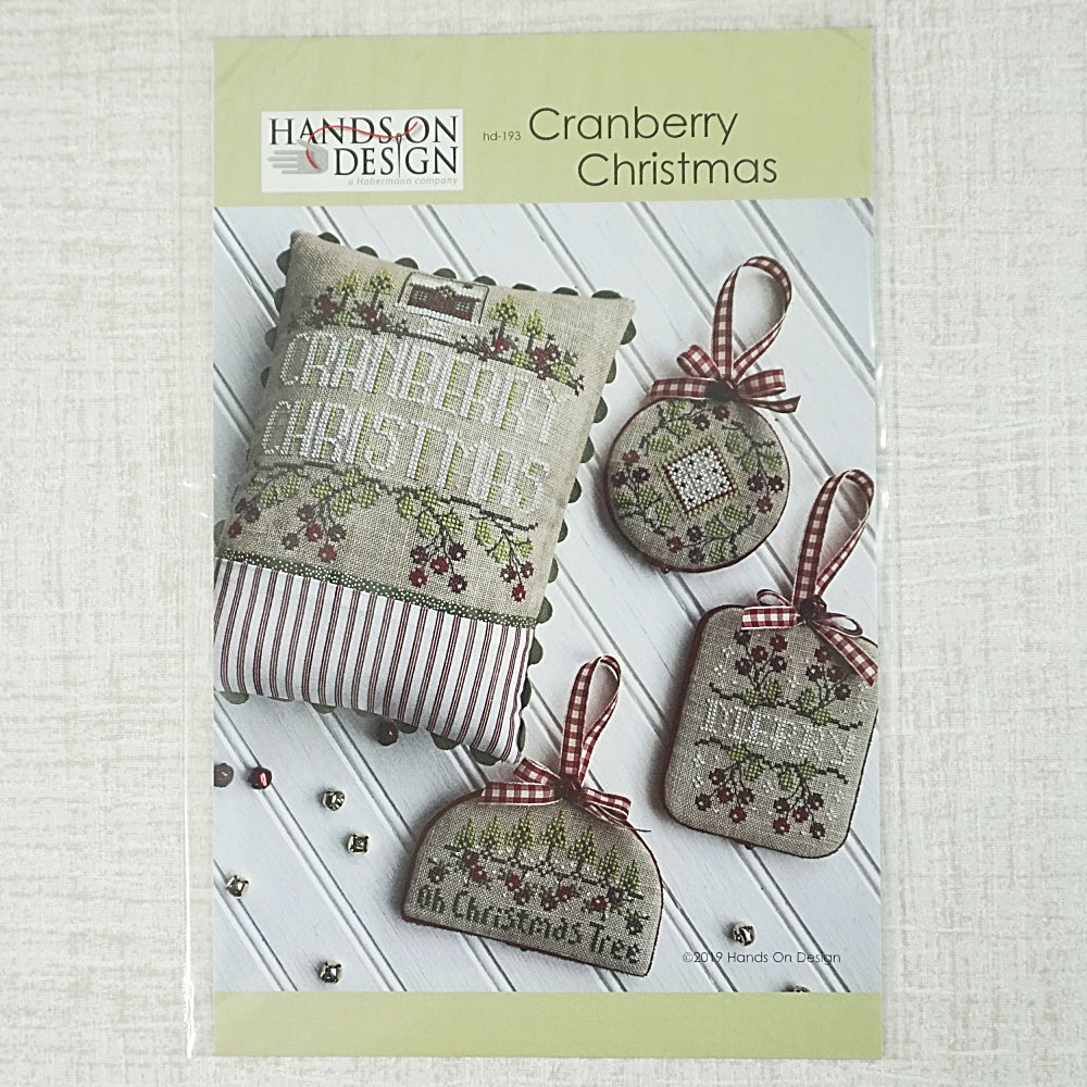 Cranberry Christmas by Hands on Design