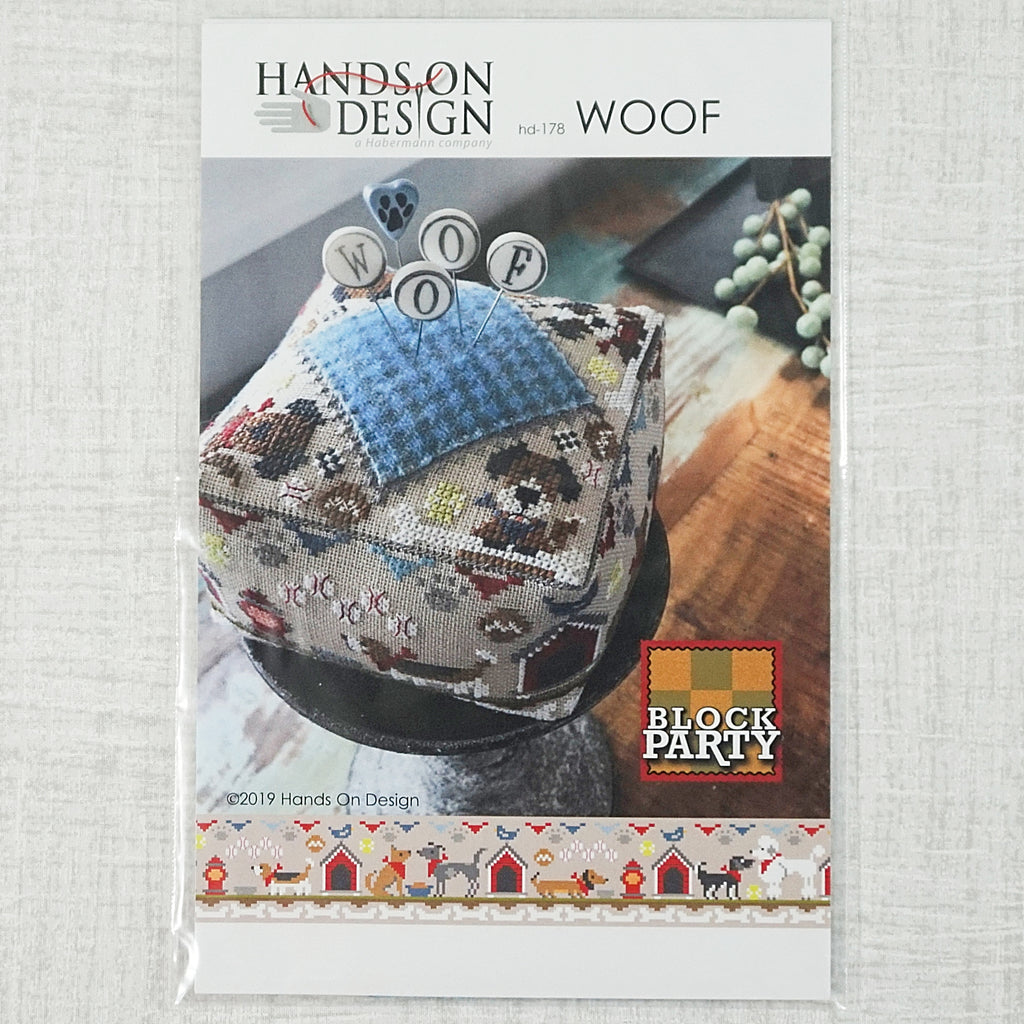 Woof by Hands on Design