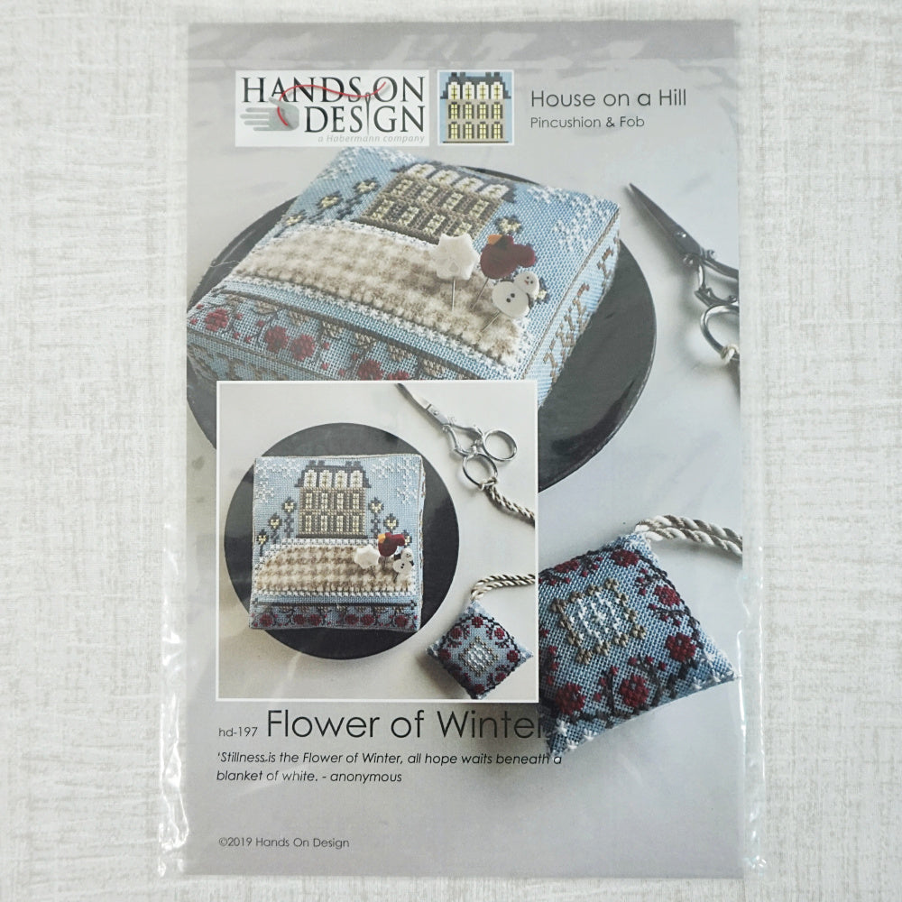 Flower of Winter by Hands on Design