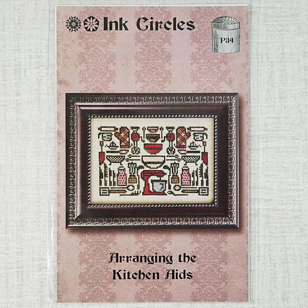 Arranging the Kitchen Aids by Ink Circles