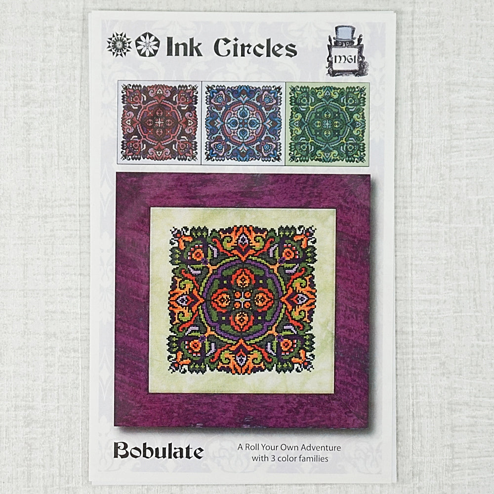 Bobulate by Ink Circles