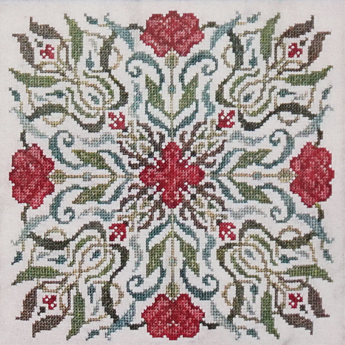 By Any Other Name counted cross stitch chart