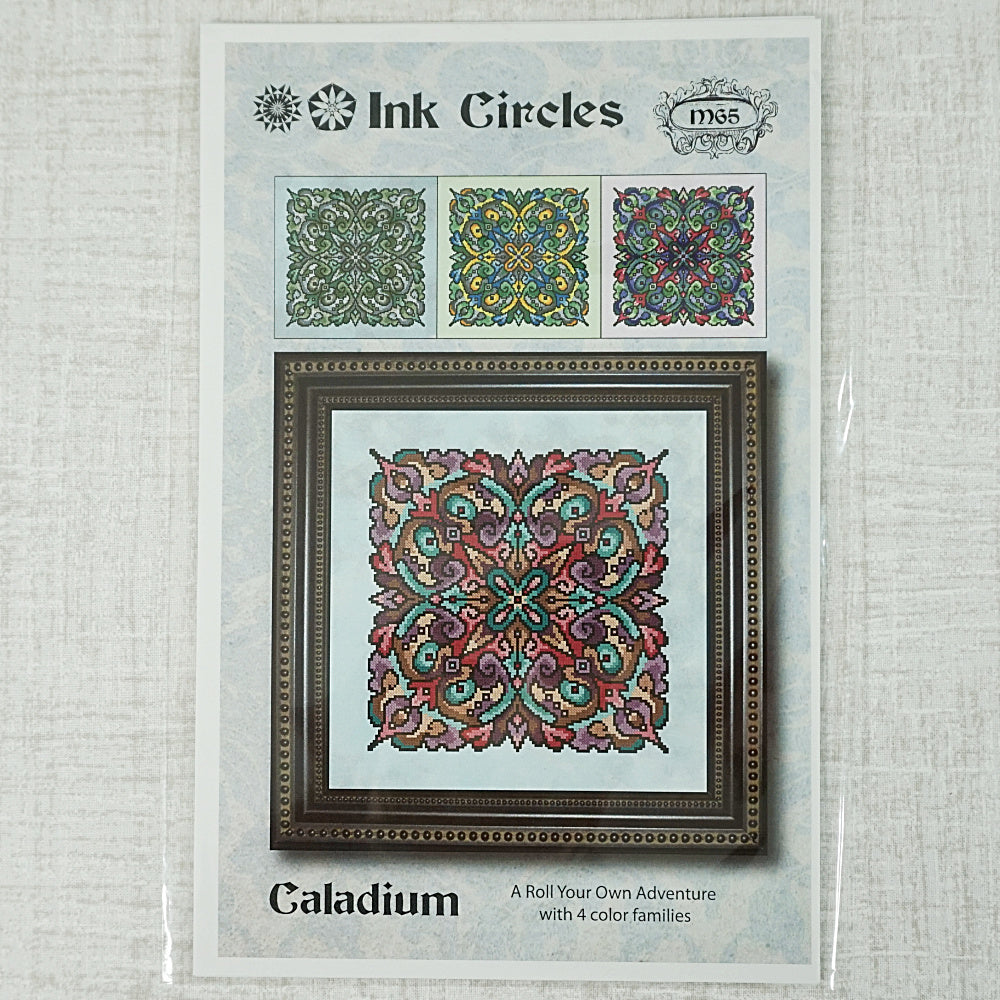 Caladium by Ink Circles