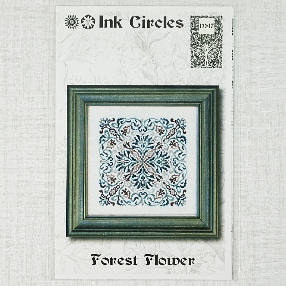 Forest Flower by Ink Circles
