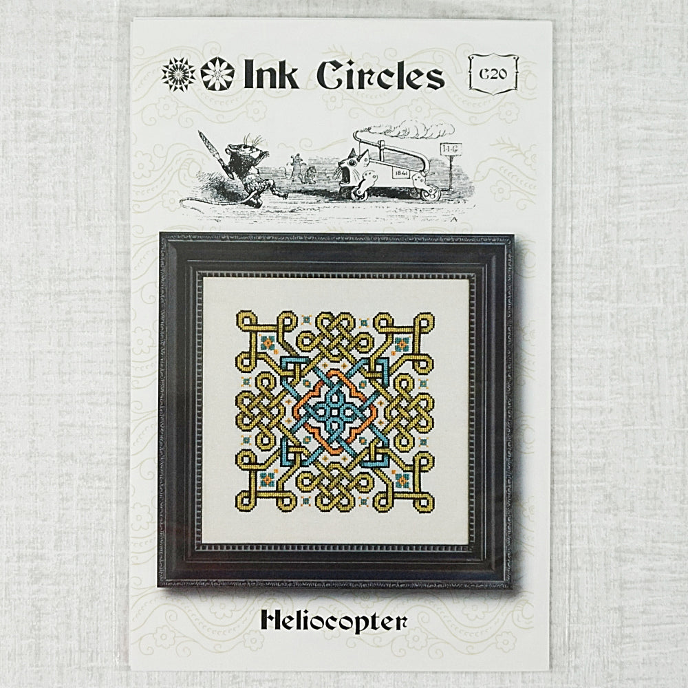 Heliocopter by Ink Circles