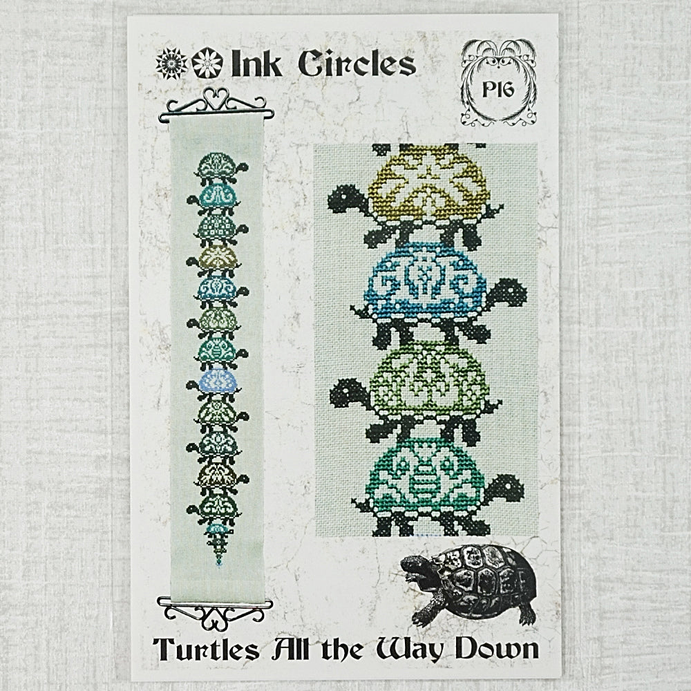 Turtles All the Way Down by Ink Circles