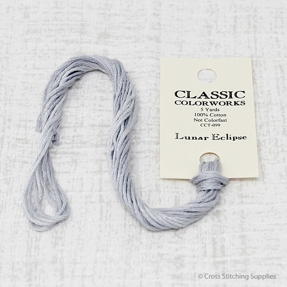 Lunar Eclipse Classic Colorworks embroidery floss