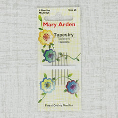 Mary Arden Tapestry Needles, Size 26