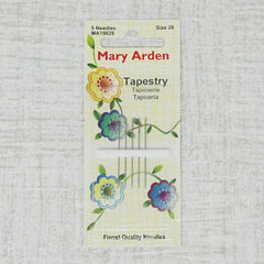 Mary Arden Tapestry Needles, Size 28