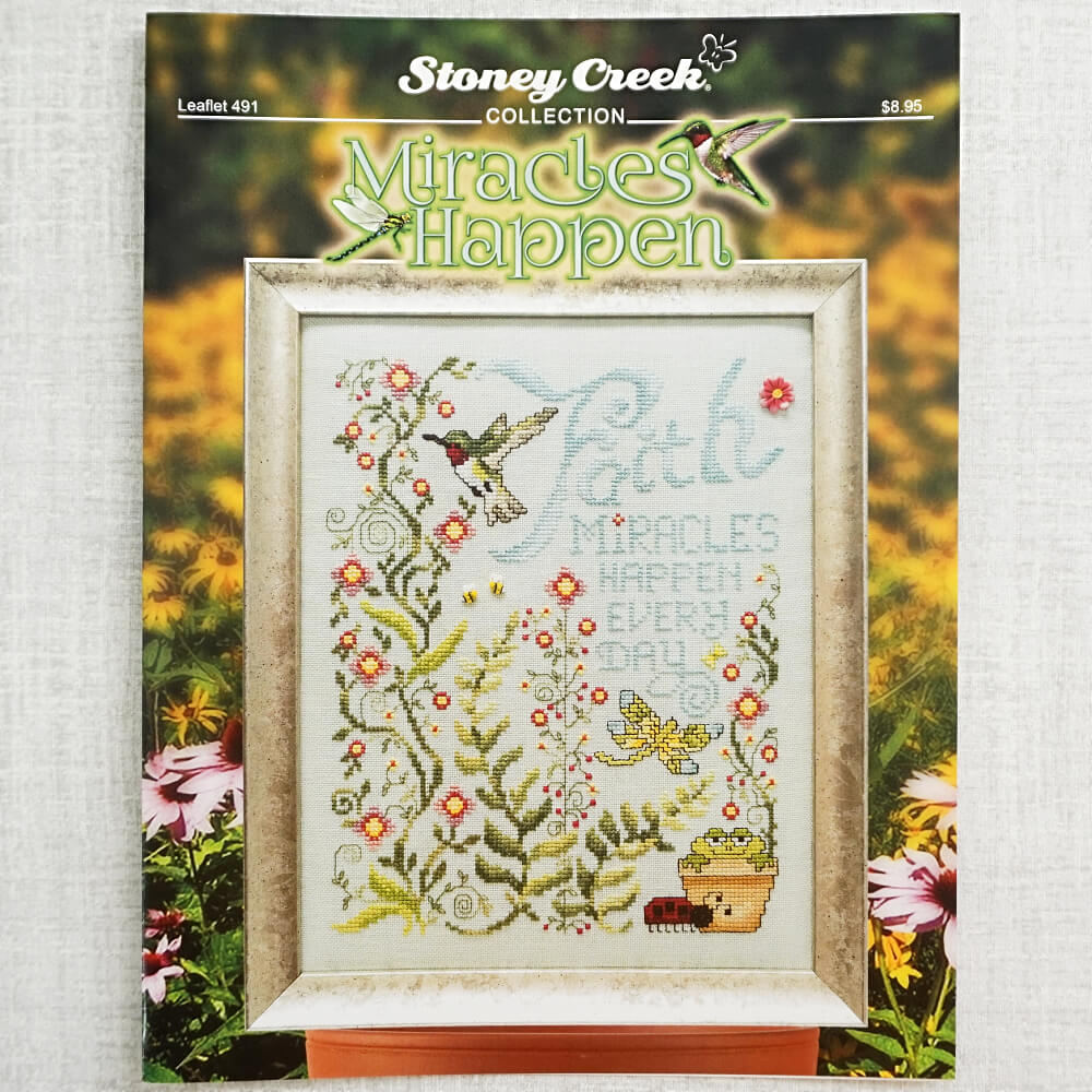 Miracles Happen pattern by Stoney Creek