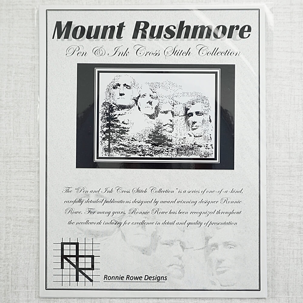 Mount Rushmore by Ronnie Rowe Designs