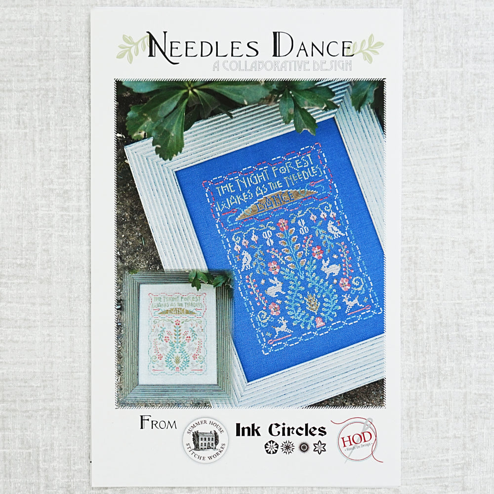 Needles Dance Collaborative design for sale