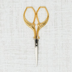 DMC Peacock Embroidery Scissors