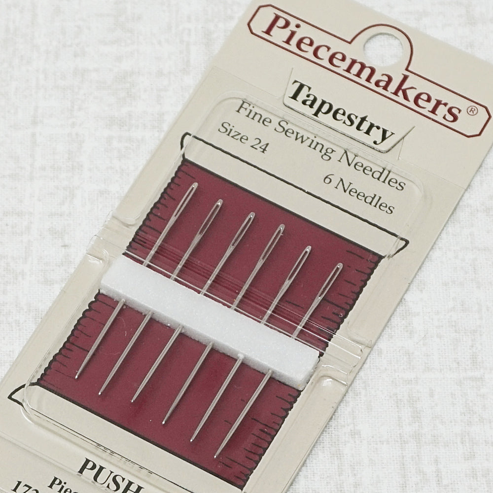 Piecemakers size 24 tapestry needles