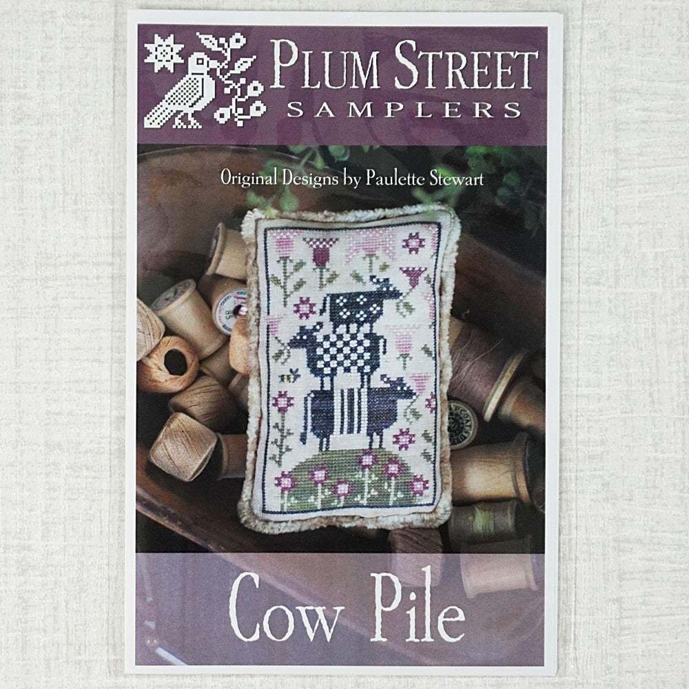 Cow Pile by Plum Street Samplers