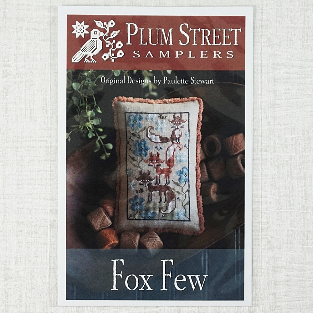 Fox Few by Plum Street Samplers