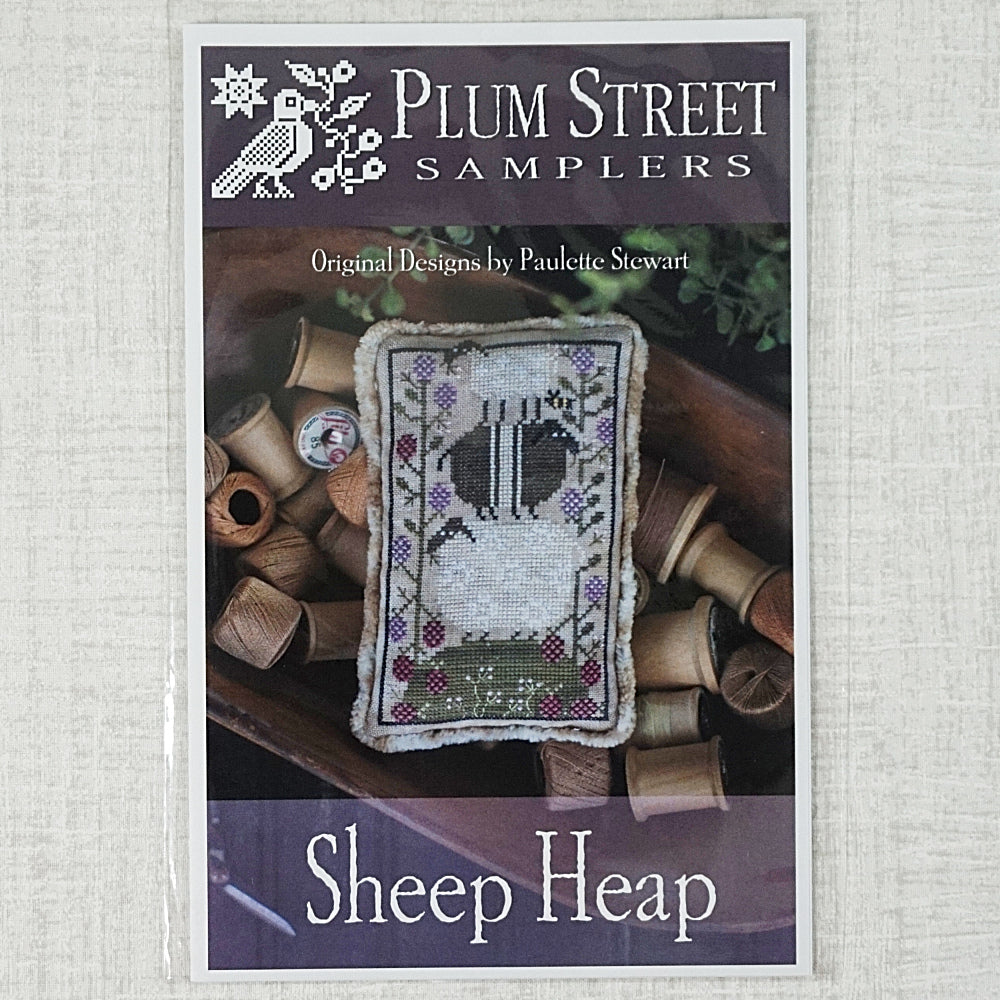 Sheep Heap by Plum Street Samplers