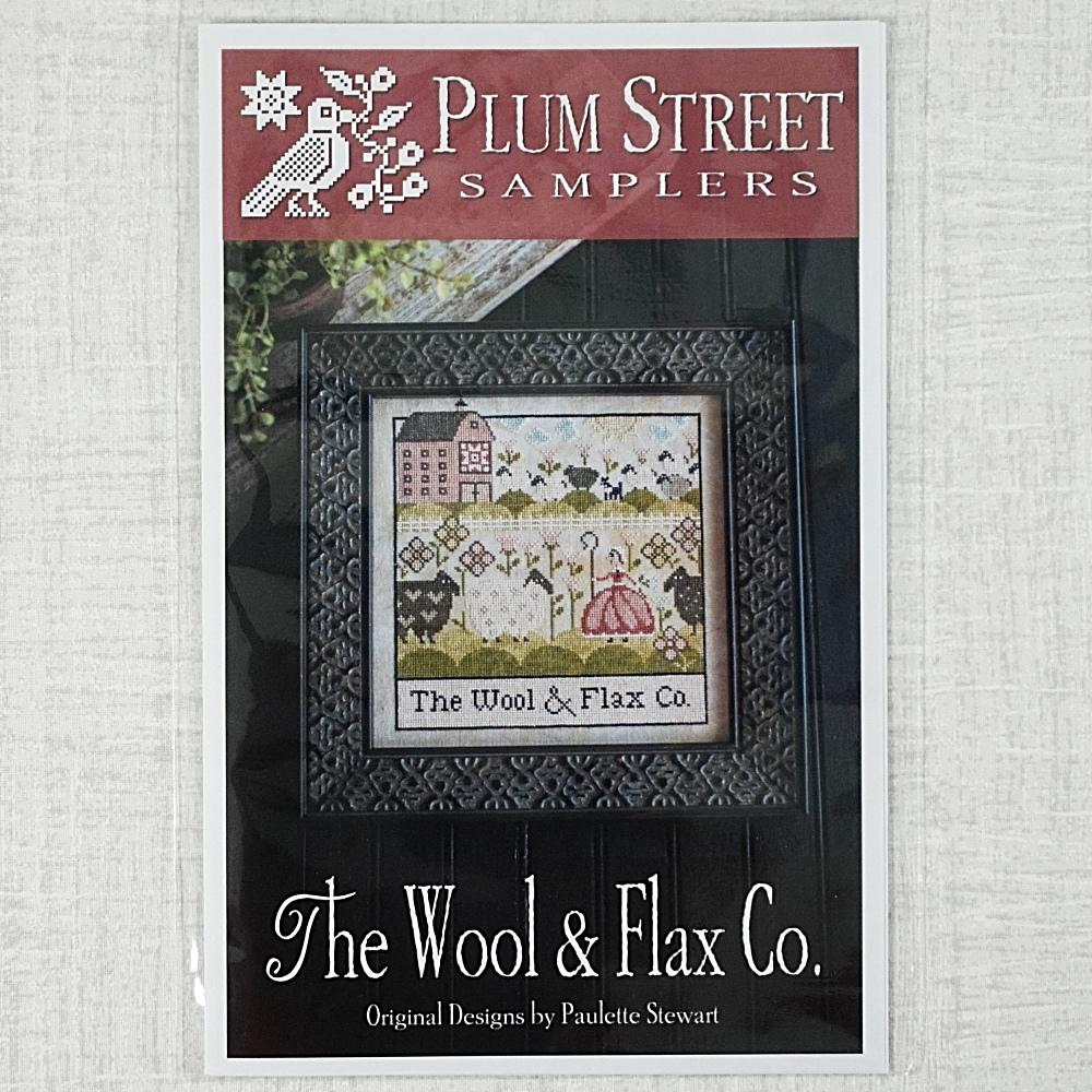 The Wool & Flax Co. by Plum Street Samplers