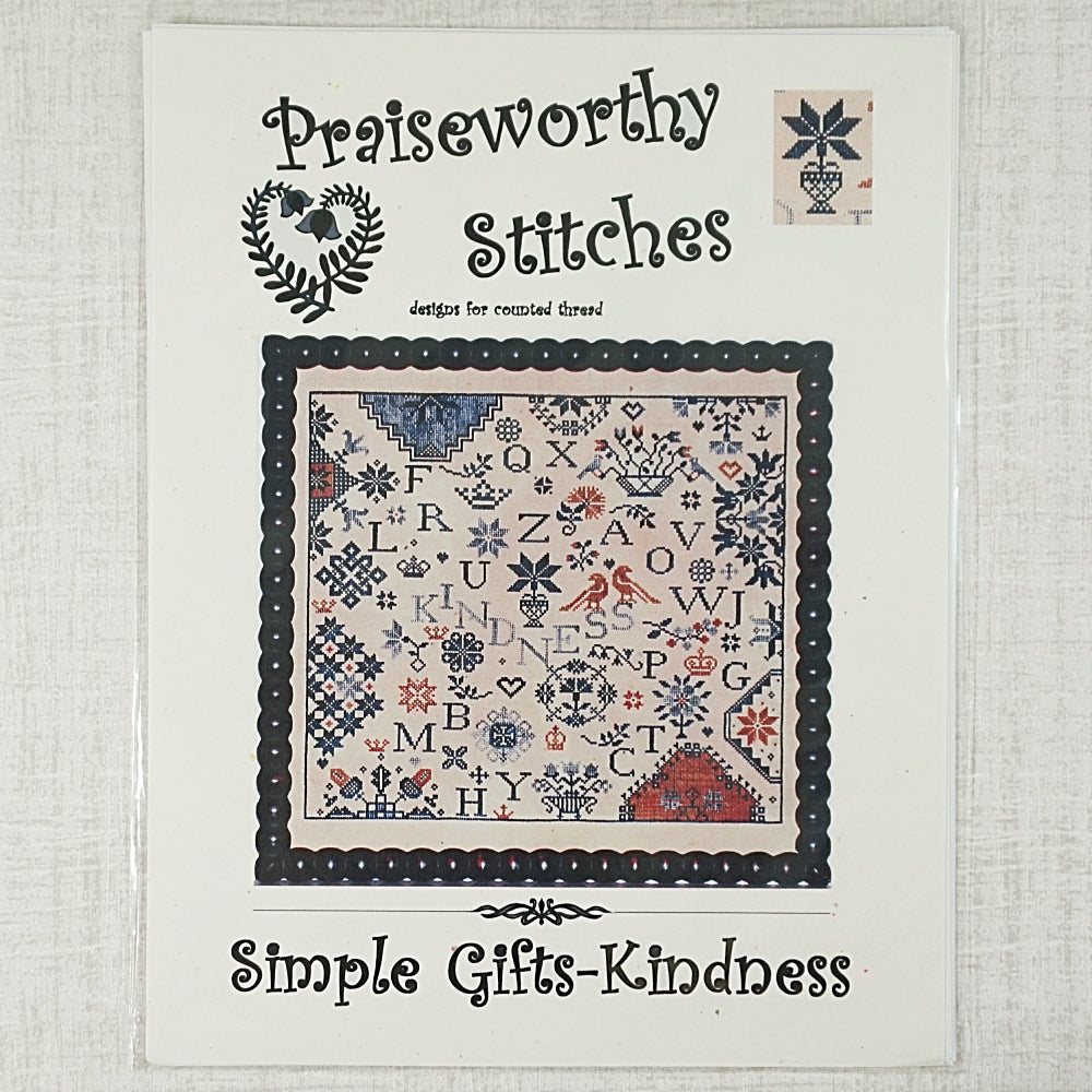 Simple Gifts Kindness by Praiseworthy Stitches