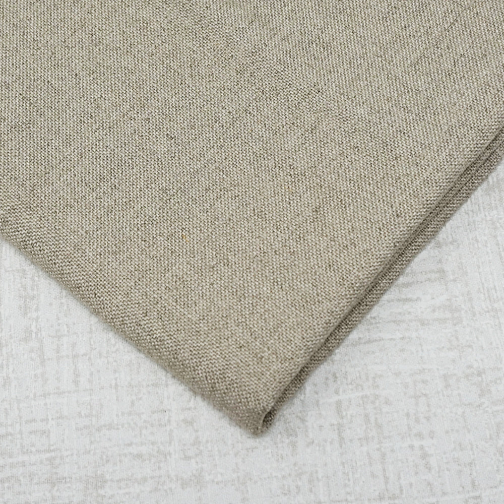 Raw 40 count newcastle linen from Zweigart