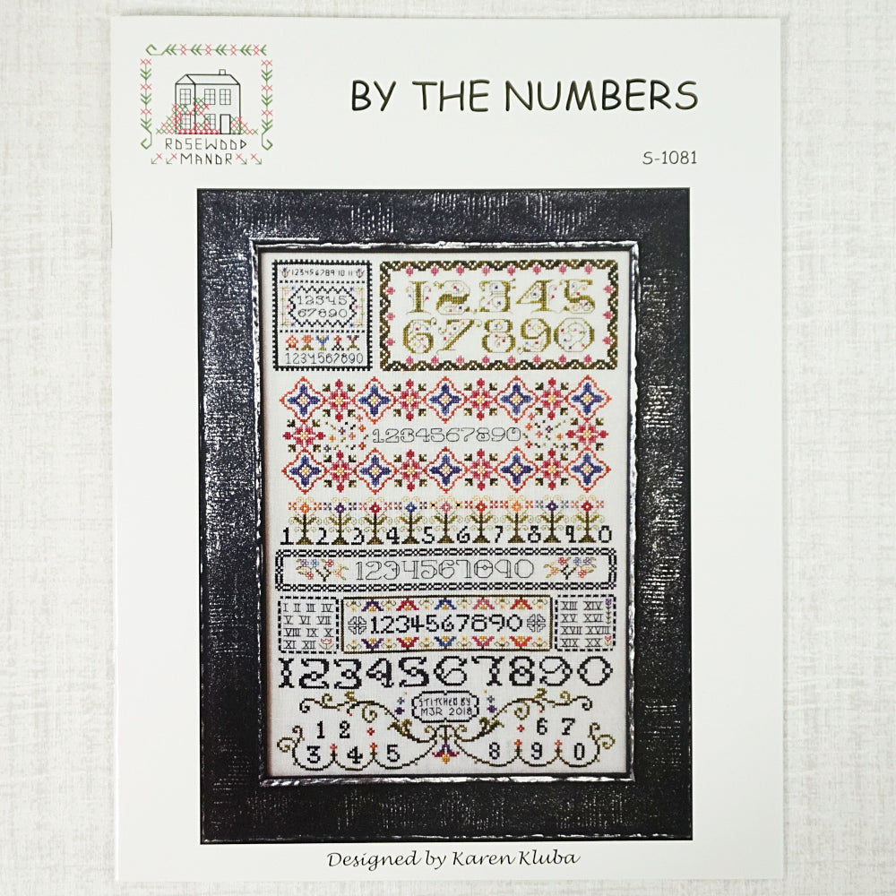 By the Numbers by Rosewood Manor