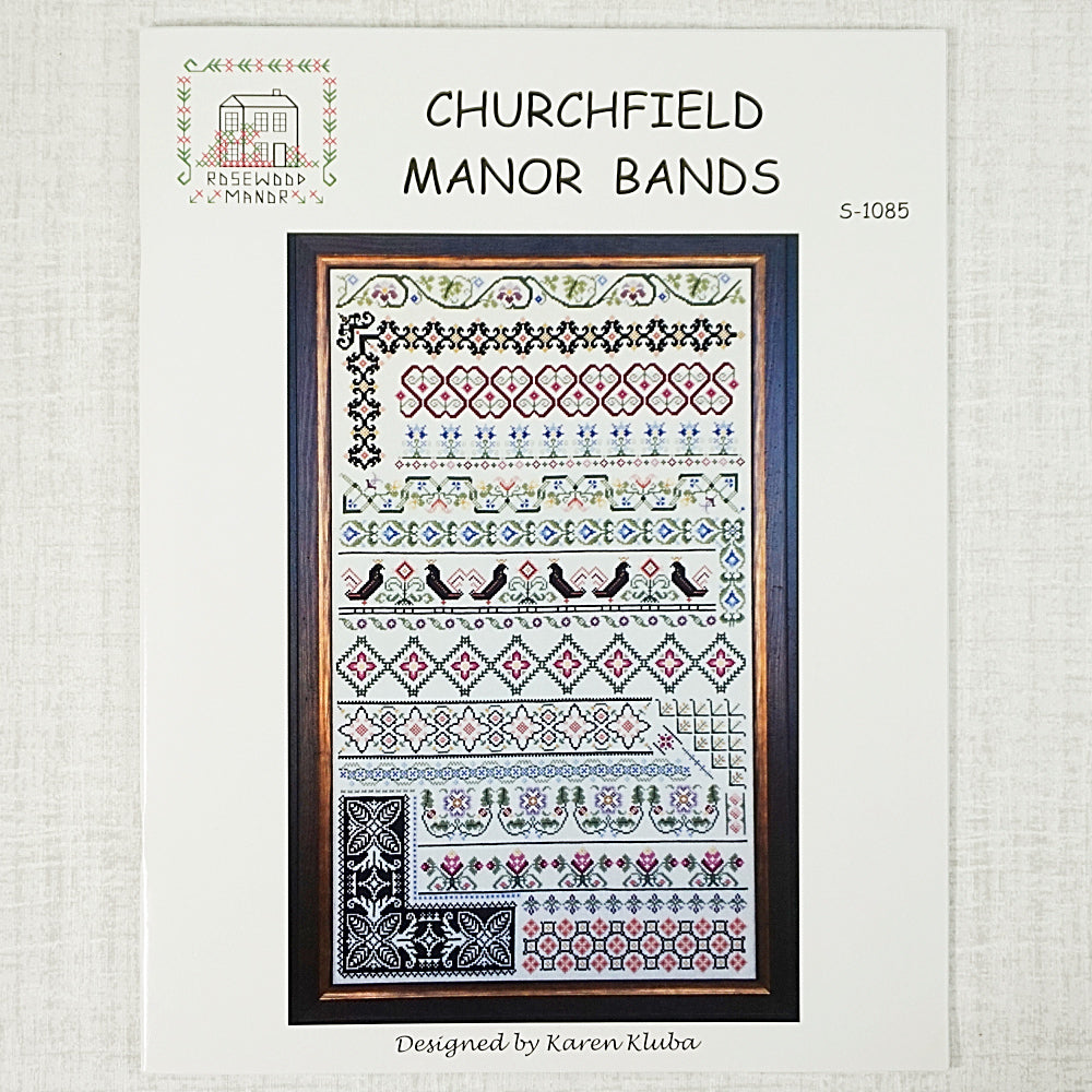 Churchfield Manor Bands by Rosewood Manor