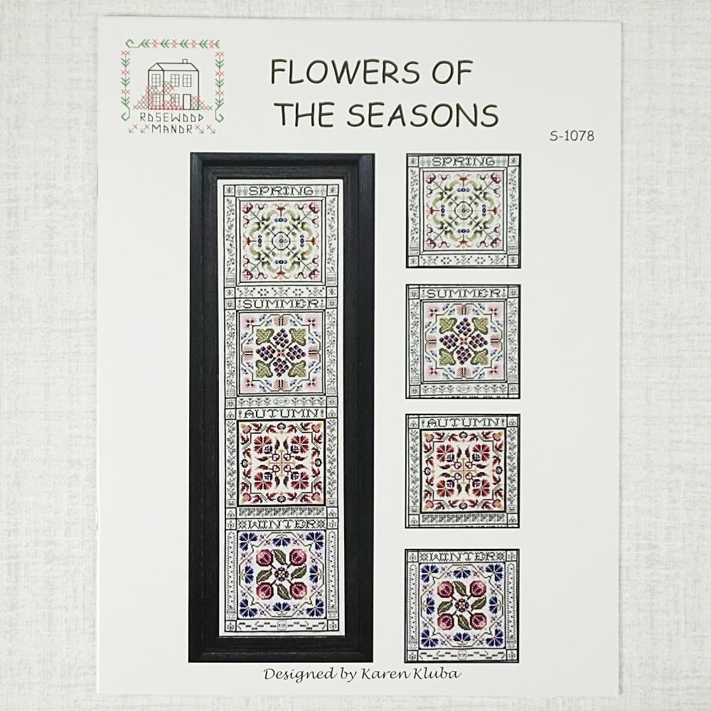 Flowers of the Seasons by Rosewood Manor