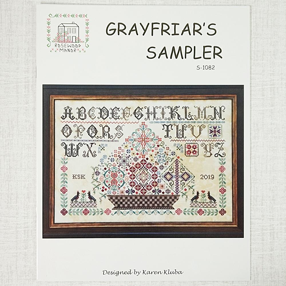 Grayfriar's Sampler by Rosewood Manor
