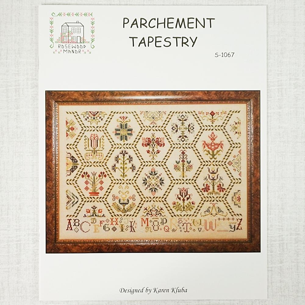Parchement Tapestry by Rosewood Manor for sale