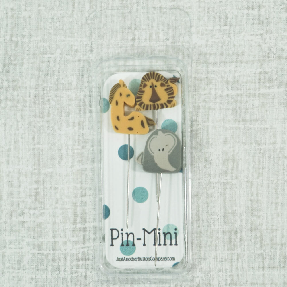 Safari Pin Mini counting pin set