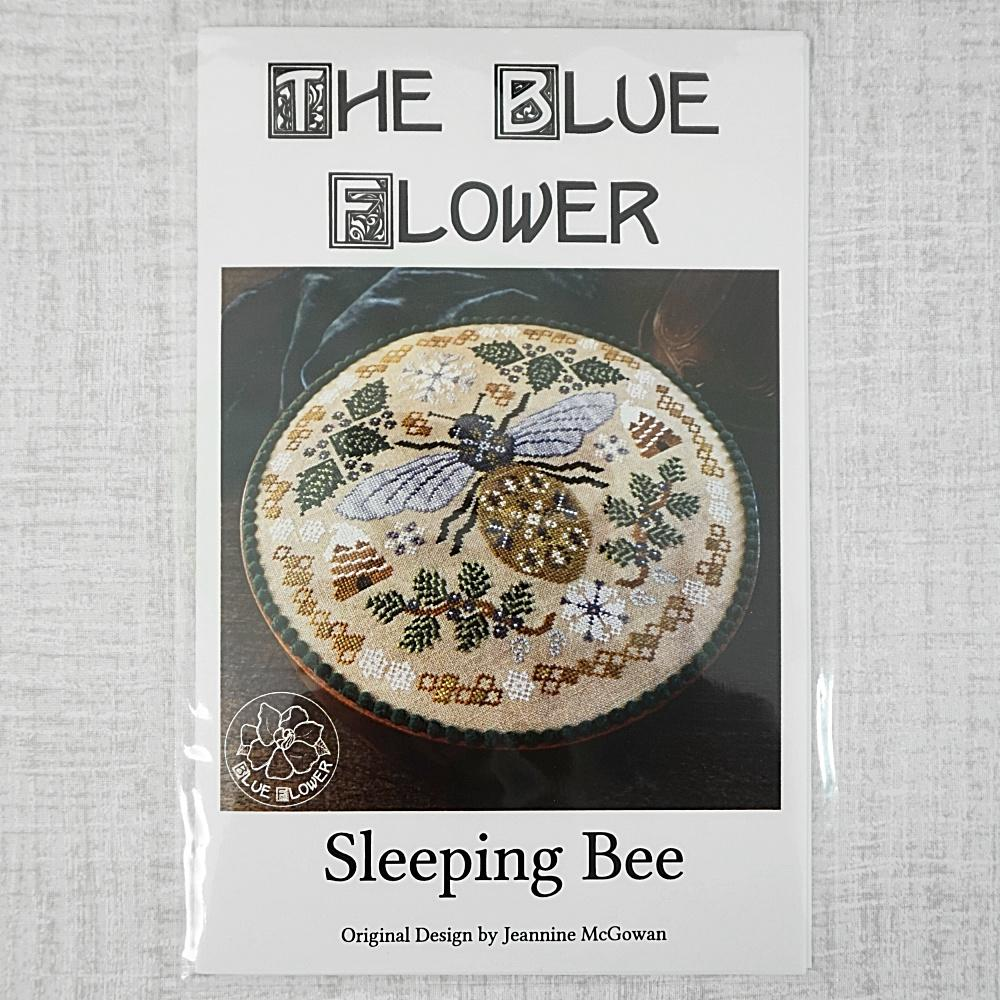 Sleeping Bee by The Blue Flower