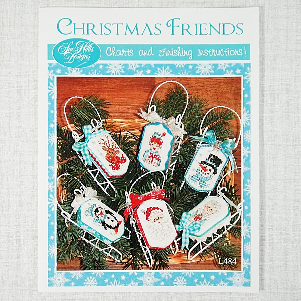 Christmas Friends by Sue Hillis Designs for sale
