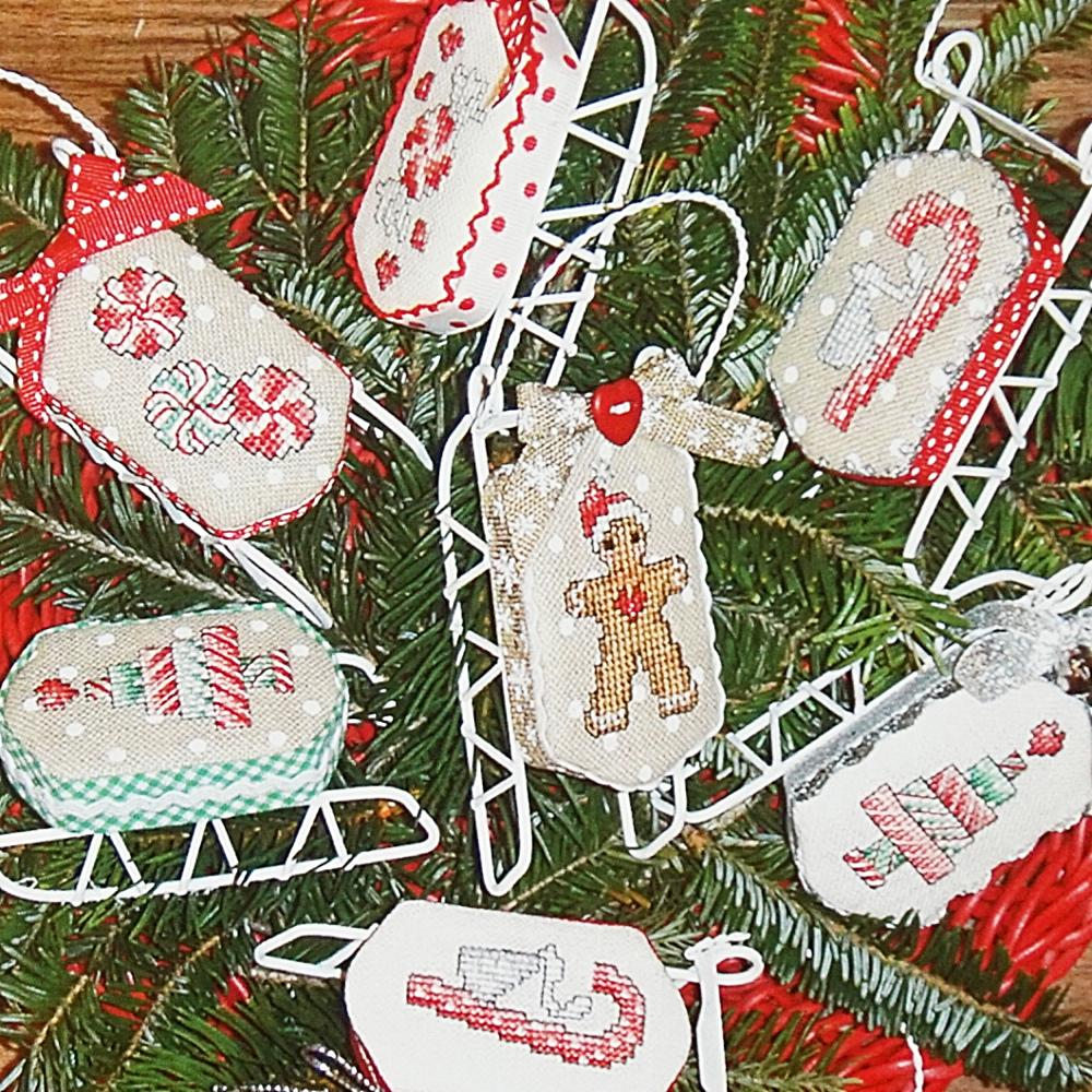 Christmas Sweets by Sue Hillis Designs for sale