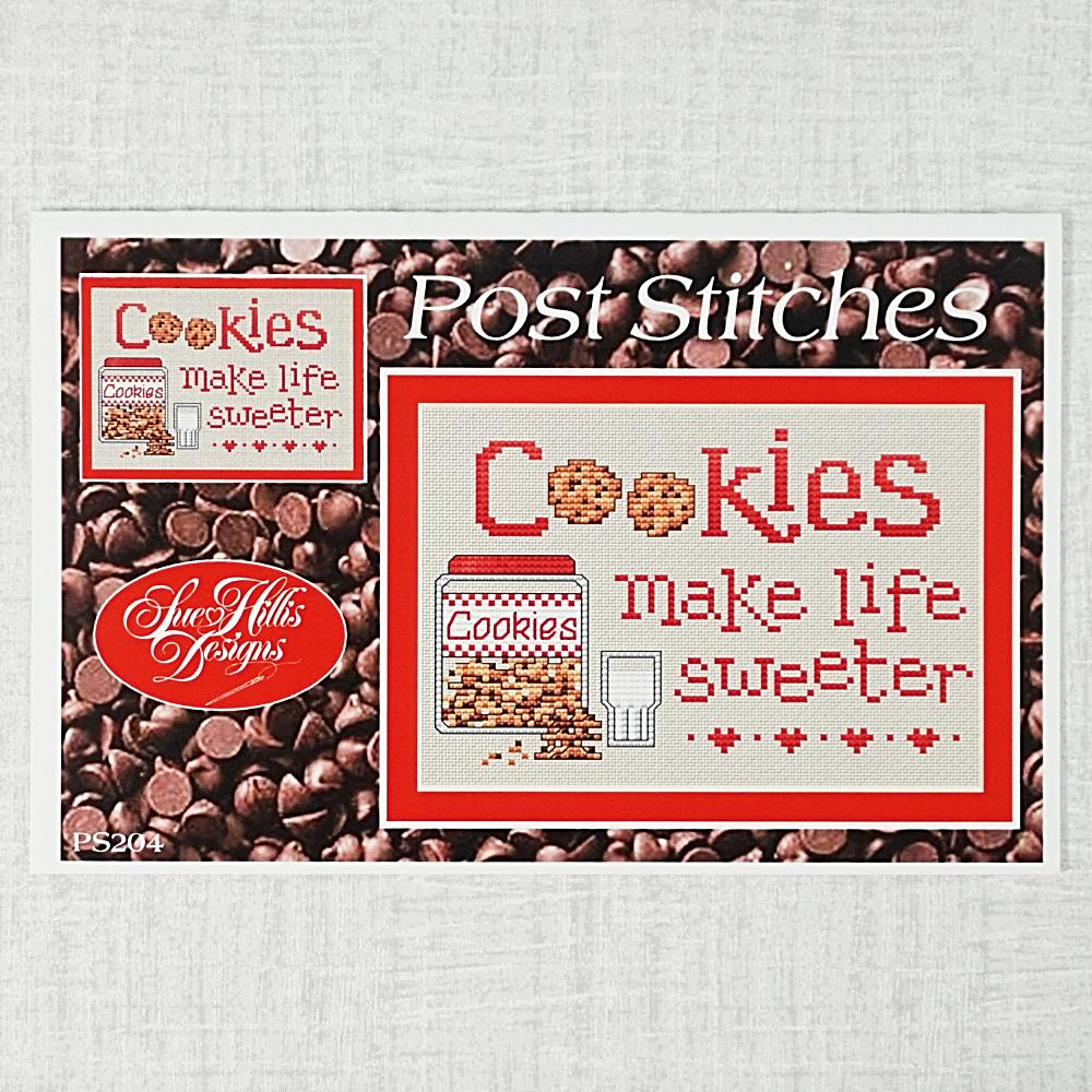 Cookies Make Life Sweeter by Sue Hillis for sale